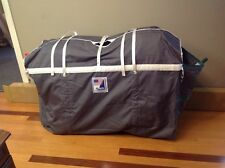 Spinnaker Turtle Deck Duffle Bag 53x20x26 Extra Large Grey LOWER PRICE