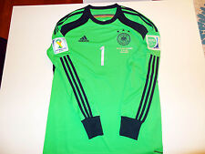 Neuer DFB Deutschland Torwart-Trikot Germany Shirt WM Finale 2014 (M)