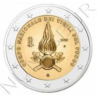 2€ ITALIA 2020 - Cuerpo nacional de Bomberos