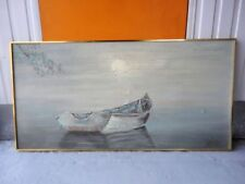 Large (up to 60in.) Vintage Landscape Art Paintings