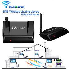 5.8GHz 300M HDMI 1080P AV Sender TV Wireless Transmitter Receiver Audio Video #K