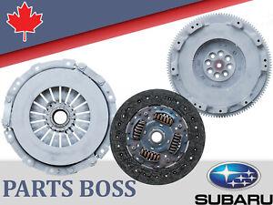 Subaru Impreza WRX STI 2004-2015 OEM Complete Clutch kit w/ flywheel 12310AA410