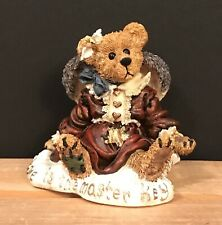1998 Boyds Bears Friends Bearstone Collection Guinevere The Angel Love Masterkey