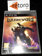 DARKVOID Sony PS3 PlayStation 3 PAL Español NUEVO Sealed CAPCOM Nuevo NEW