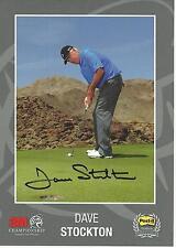 DAVE STOCKTON signed photo PGA CHAMPIONSHIP GOLF COA Autograph