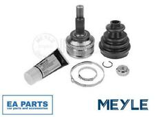 JOINT KIT, DRIVE SHAFT FOR NISSAN RENAULT MEYLE 16-14 498 0029