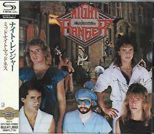 NIGHT RANGER MIDNIGHT MADNESS JAPAN 2011 RMST SHM HIGH FIDELITY FORMAT CD