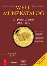 Weltmünzkatalog 21. Jahrhundert von Sebastian Krämer und Gerhard Schön (2016, Taschenbuch)