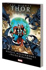 MARVEL MASTERWORKS MIGHTY THOR VOL #5 TPB Jack Kirby & Stan Lee Comics TP