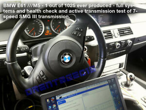 BMW 2021 RHEINGOLD K+DCAN + ENET + 20-PIN ADAPTER FULL DIAGNOSTIC PACKAGE FAULT