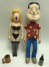 RARE 2004 Mezco Family Guy Glenn Quagmire (6 Inches Tall) Figure