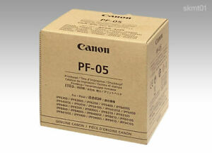 Genuine Canon PF 05 Printhead
