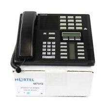 Nortel Norstar M7310 Black Meridian Phone - Bulk