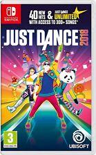 Just Dance 2018   Nintendo Switch NUEVO