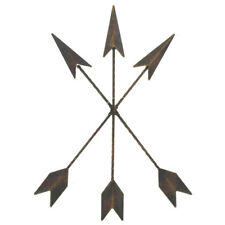 "Native American Arrow  15"" Cast Iron Wall Decor. Native American-themed Space"