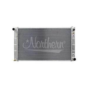 "27-3//4/""x 18-7//8/""x 3-1//8/"" Northern 205133-1968-79 Nova Alum Radiator"
