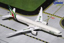Gemini Jets 1:400 Alitalia Boeing B777-300(ER) 'Delivery' EI-WLA (GJAZA1673)