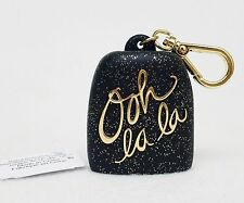 1 Bath & Body Works OOH LA LA Gold Glitter Pocketbac Holder Case Sanitizer Clip