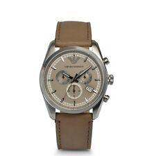 New Men's Emporio Armani AR6040 Watch Tags Warranty Box RRP $399