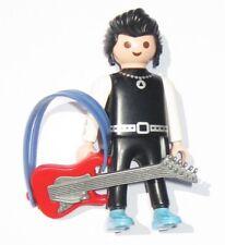 Playmobil ® personaje músico m. e-Guitarra Los músicos de rock Rock n Roll Elvis Cash
