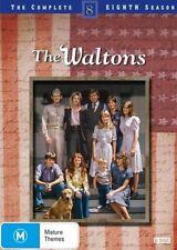 The Waltons : Season 8 (DVD, 2018, 6-Disc Set)