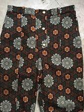 Magnifique Pantalon Femme KENZO T.36, Coton Stretch, Taille Haute Et Étroit,