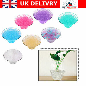 Glitter Water Beads Soil Gel Ball Centrepiece Vase Filler Party Table Decor