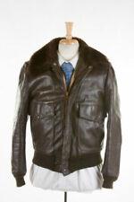 Cappotti, giacche e gilet da uomo acrilici marrone