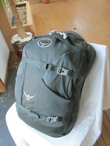 Osprey Farpoint 40 Charcoal (Volcanic Grey) M/L -As new