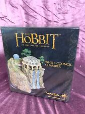 "5"" Weta LOTR : The Lord of The Rings : The Hobbit : WHITE COUNCIL CHAMBER Statue"
