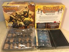 ARCANE LEGIONS WELLS MINIATURE WAR GAME PACK SET 40 FIGURES EGYPTIAN INFANTRY