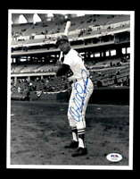 Orlando Cepeda PSA DNA Coa Hand Signed 8x10 Photo Autograph