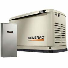 Generac Guardian® 13kW Aluminum Standby Generator System (200A Service Di...