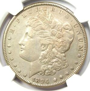 1894 Morgan Silver Dollar $1 - NGC XF Details - Key Date 1894-P - Certified Coin