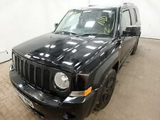 BREAKING JEEP PATRIOT LIMITED CRD IN BLACK Wing nut
