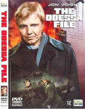 THE ODESSA FILE - Jon Voight -  DVD Klassieker !