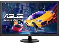 """ASUS VP228HE 22"""" (21.5"""" Diagonal) Full HD 1920 x 1080 1ms HDMI VGA Asus Eye Care"""