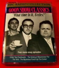 Goon Show Classics Vol.9 2-Tape Audio Goons Under Two Floorboards/The Yehti+2