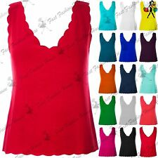 Unbranded Women's Sleeveless Tops & Shirts