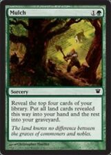 "Magic the Gathering MTG 4x Mulch ""Innistrad"""