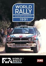 World Rally Championship - Review 1991 (New DVD) FIA WRC Kankkunen Sainz