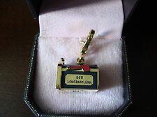 NEW JUICY COUTURE LOVE LETTER MAILBOX CHARM FOR BRACELET NECKLACE OR HANDBAG