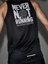 Nwt🔥 Men Nike Wild Run Miler Tank Top Singlet Black Small Cj5400 S Never Jersey
