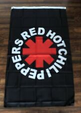Red Hot Chili Peppers Banner Flag Rock Band Music 3 x 5 Mancave Chili RHCP New