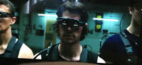 Screen Used American Assassin Glasses And Rig  Movie Prop