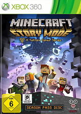 Minecraft: Story Mode - A Telltale Games Series (Microsoft Xbox 360, 2015, DVD-Box)