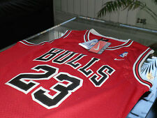 MAILLOT NBA AUTHENTICS - MICHAEL JORDAN #23 - M - CHICAGO BULLS - JERSEY - NEUF!