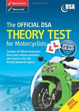 The Official DSA Theory Test for Motorcyclists 2012,Driving Standards Agency (G