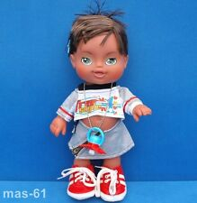 SUZY SPRINT JAGGET´S FAMOSA PUPPE 35 CM DOLL POUPEE JAGGET