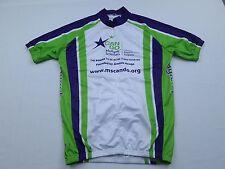 Mens Peak 1 Sports Eagle Spinners MS Can Do MTB Bike Race Cycling Jersey Sz M